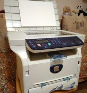Много Функциональный Принтер XEROX Phaser 3100