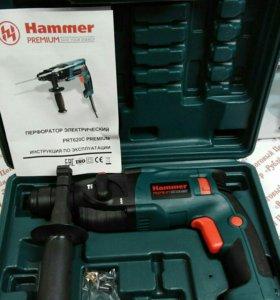 НОВЫЙ Перфоратор Hammer PRT 620 C PREMIUM 2 800