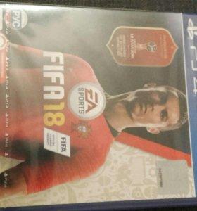 Игра для PS 4 FIFA18