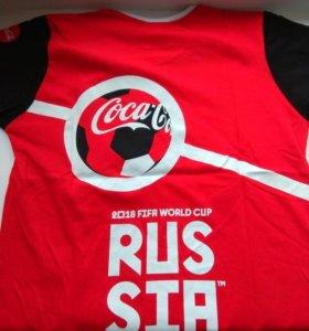 Футболка кока-кола