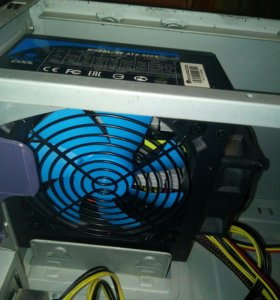 Блок питания PowerCool 500 Вт