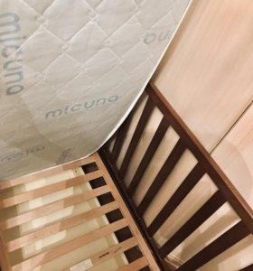 Кроватка Micuna Испания