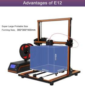 Anet E12 3д принтер