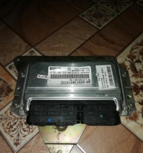 "Эбу Контроллер 2111-1411020-80 "" Bosch"" ваз"