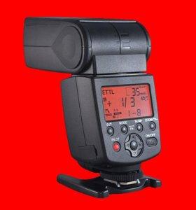 Вспышка Nikon YN-568EX бу