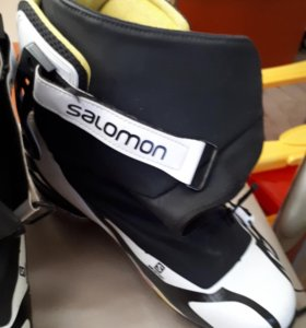 """Ботинки """"Salomon"""" для беговых лыж"""
