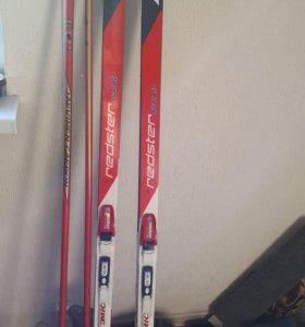 Беговые лыжи для биатлона