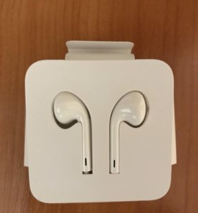 Наушники EarPods с разъёмом Lightning