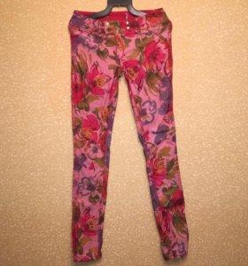 Повседневные брюки MET (двусторонние, женские)