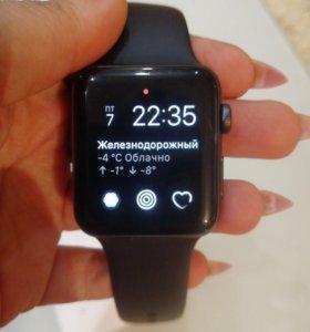 Часы Apple Watch 3 42m