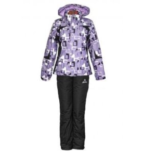 Горнолыжный костюм (зимний спортивный костюм)