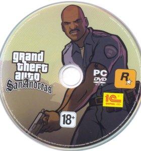 Игра на ПК «GTA San Andreas»