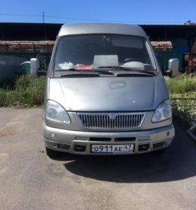 грузовой фургон ГАЗ 32213