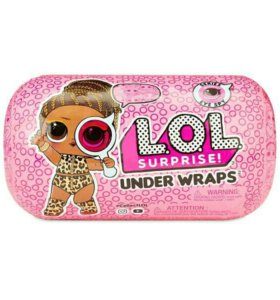 Lol Under Wraps 2 волна