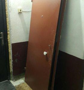 Входная металическая дверь