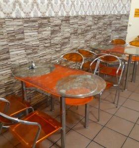 Торговое оборудование для ресторанов и кафе