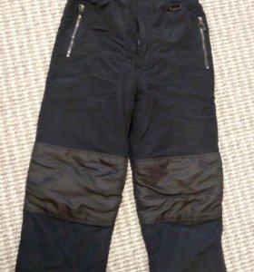 штаны на сентипоне