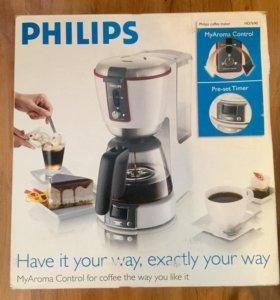 Кофеварка Philips HD7690