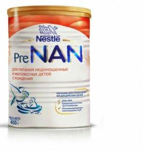 Смесь Nestle Pre NAN