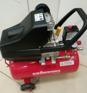 компрессор kronwerk kg 24/200