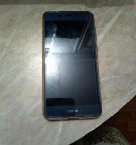 Huawei Honor 6c pro синий