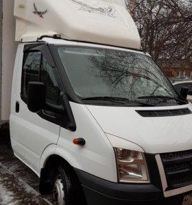 Форд Транзит 2014, мебельный фургон