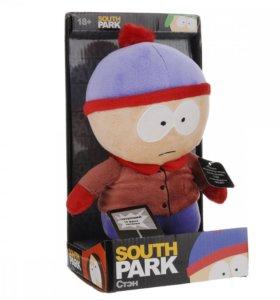 Мягкая игрушка South Park - Стэн (звук), 22 см