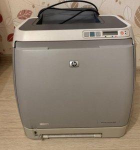 Принтер  Hp 2605