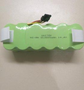 Аккумулятор, батарея для робота-пылесоса