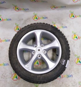 Michelin X-ice north 205/55/16 на диске