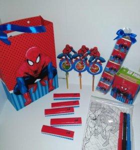 подарочные новогодние наборы для детей