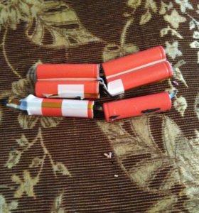 Батарейки от акума