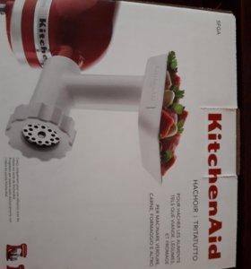 мясорубка kitchen aid