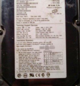 Жёсткий диск Barracuda7200.7