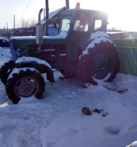 Тракторы различной модификации