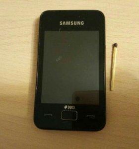 Телефон Samsung gt-s5222