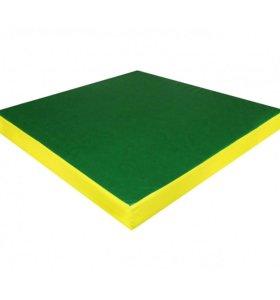 Мат гимнастический 1,0х1,0х0,1, 1 метр