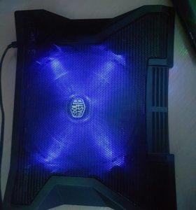 Подставка вентилятор под ноутбук