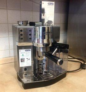 Кофеварка Delonghi EC850