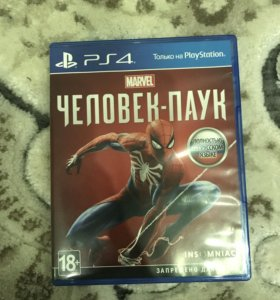 Spider man для ps4