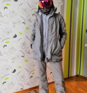 Куртка и штаны для сноуборда