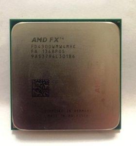 Процессор fx 4300 новый
