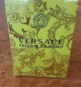 туалетная вода Versace Yellow Diamond