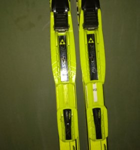 Продам лыжи Fischer