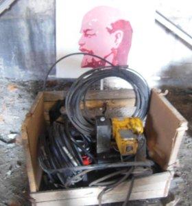 окрасочные агрегаты высокого давления 2600,7000