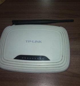 Продам рооутер Tp-link 740