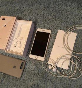 Iphone 8 Plus Gold 64gb (Ростест)