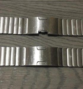 Оригинальные блочные браслеты Apple Watch 42 mm