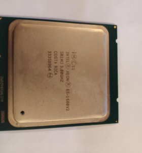 Процессор E5-1680 v2