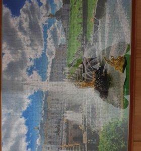 Картина из пазлов формат А3